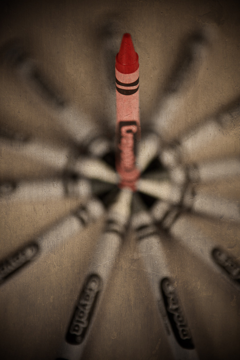 crayons, red, texture, crayola, circle