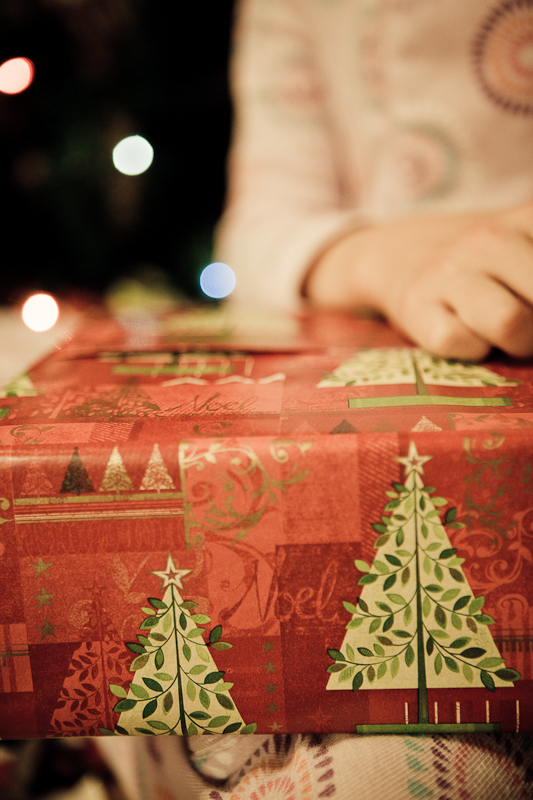 Bethany, christmas, nostalgia, present, wrapping paper